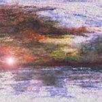 Digital Sunset I